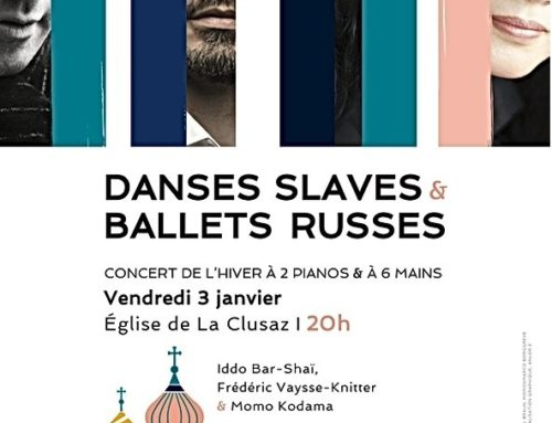 Danses slaves et ballets russes