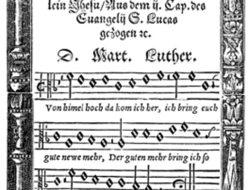 Quand Martin Luther inspire Bach pour son Magnificat