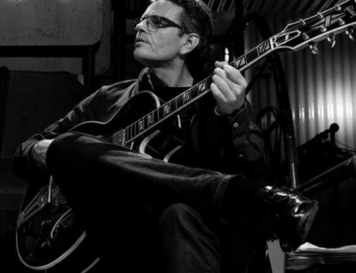 Interview Didier Conchon, guitariste de jazz